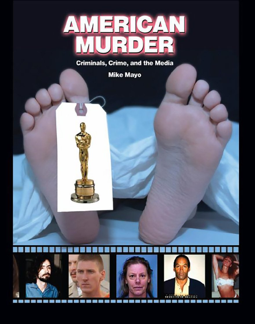 American Murder by Mike Mayo